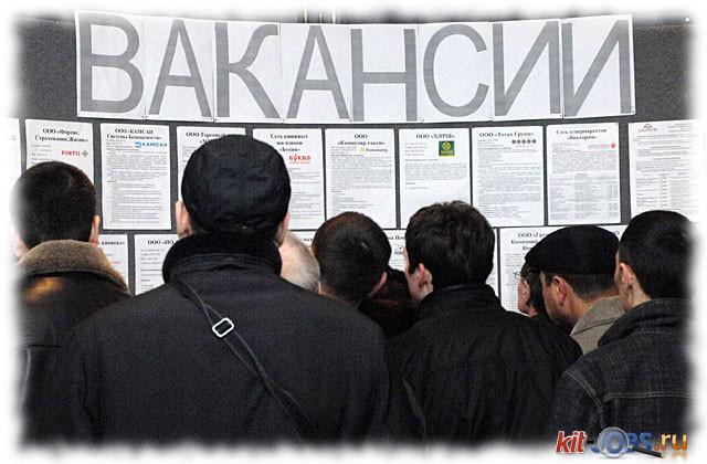 Безработица в России. Виды и уровень безработицы
