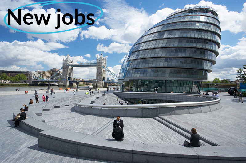 Jobs, latest fresher vacancies in London from direct employers