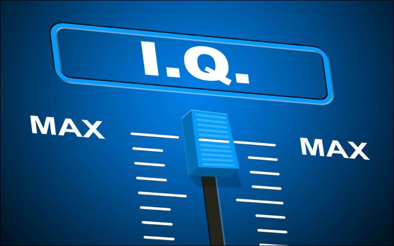 IQ тест (интеллектуальный тест) бесплатно онлайн